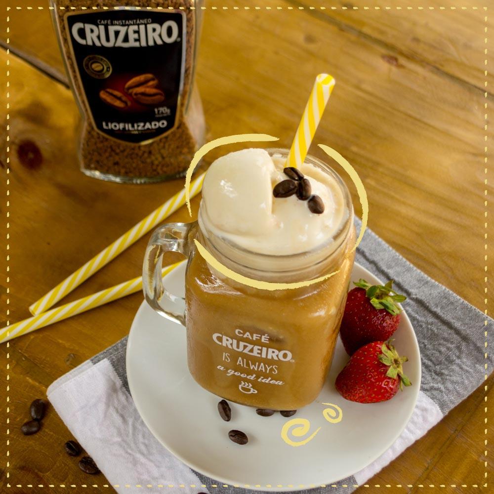 Cruzeiro - cafe helado