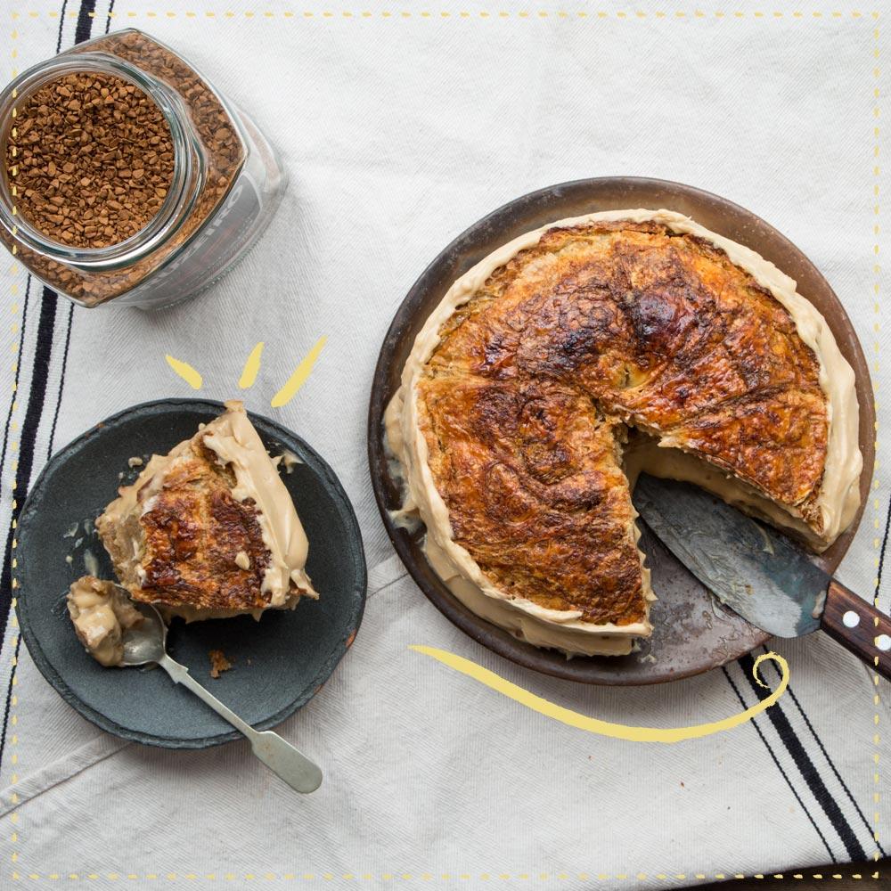 Cruziero - Croissant Coffee Cake