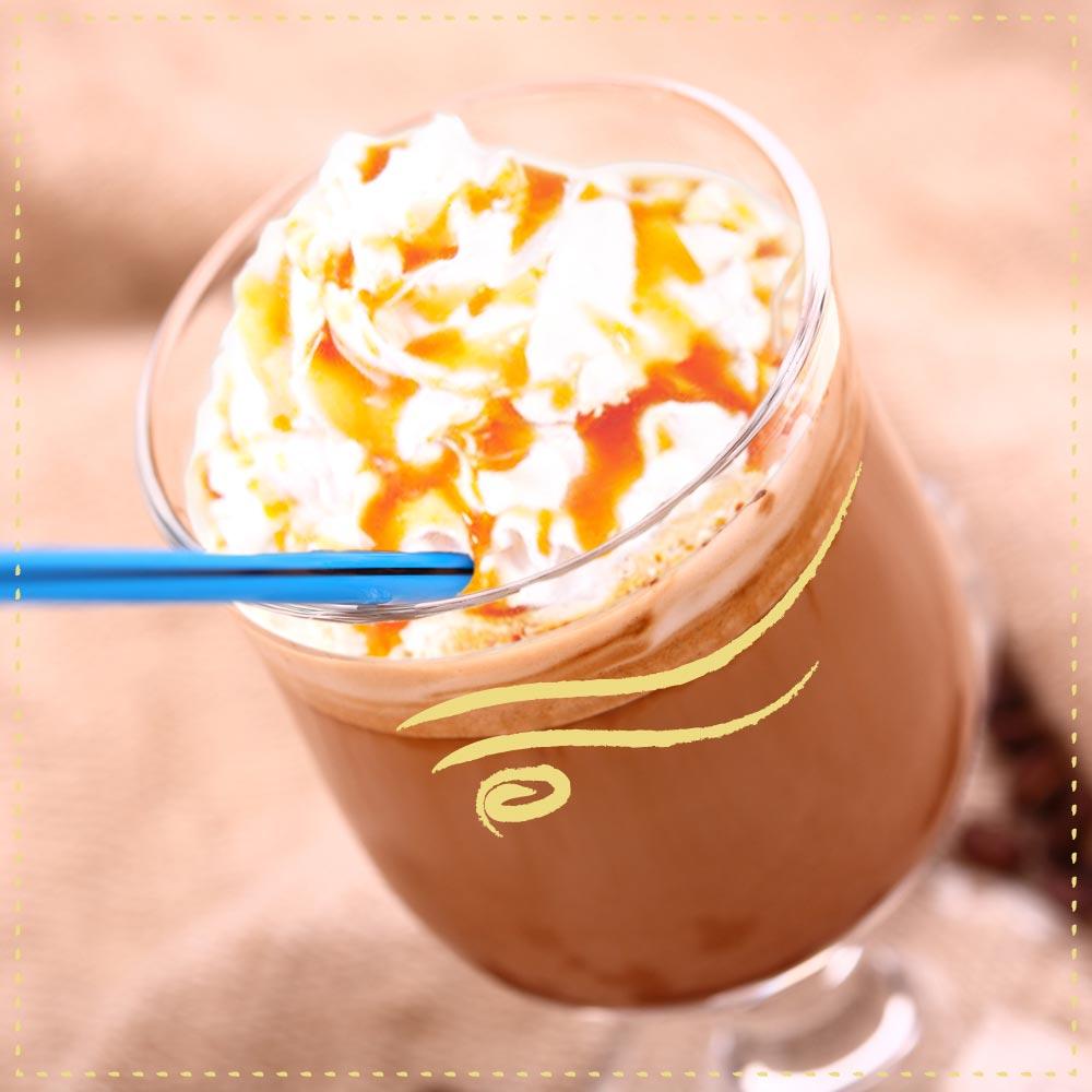 Cruzeiro - caramel brulee coffee