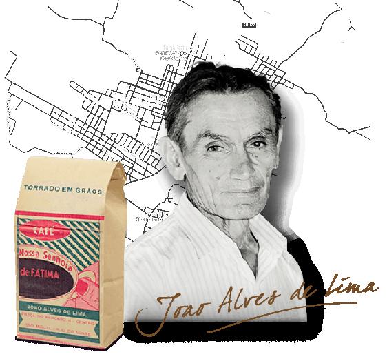 fundador Joao Alves de Lima 3 Corazones Cruzeiro