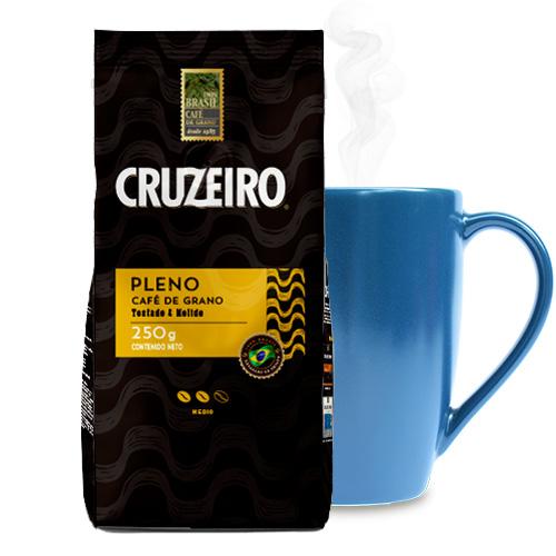 Cruzeiro Pleno tostado molido 250gr