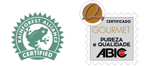 Cruzeiro - Certificaciones