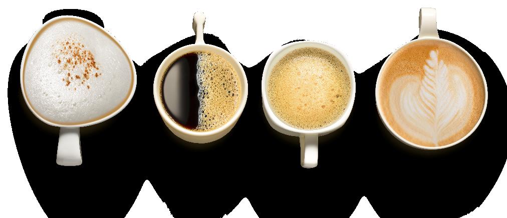 Cruzeiro café tazones
