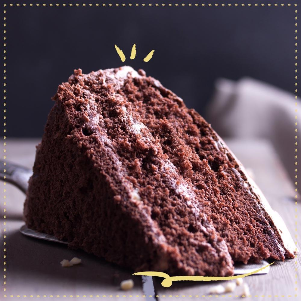 Cruzeiro - torta de café