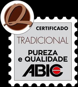 Certificado Tradicional de Pureza y Calidad ABIC