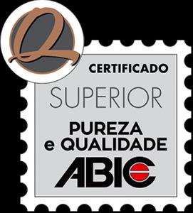 Certificado Superior de Pureza y Calidad ABIC