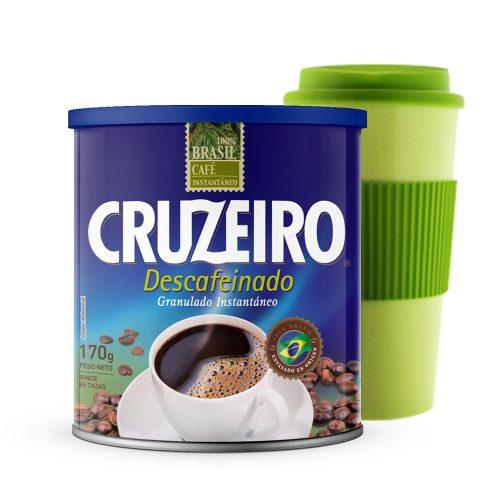 Cruzeiro Descafeinado Tarro 170gr