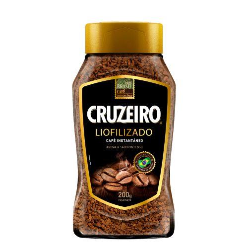 Cruzeiro Instantáneo Liofilizado Frasco 200gr
