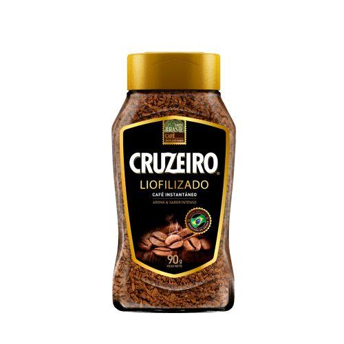 Cruzeiro Instantáneo Liofilizado Frasco 90gr