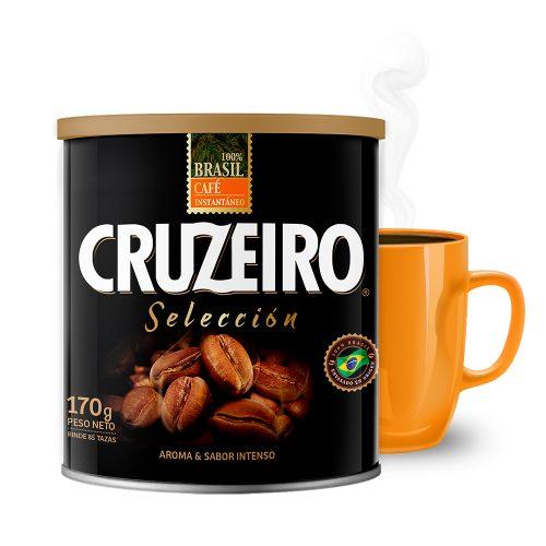 Cruzeiro Selección Tarro 170gr