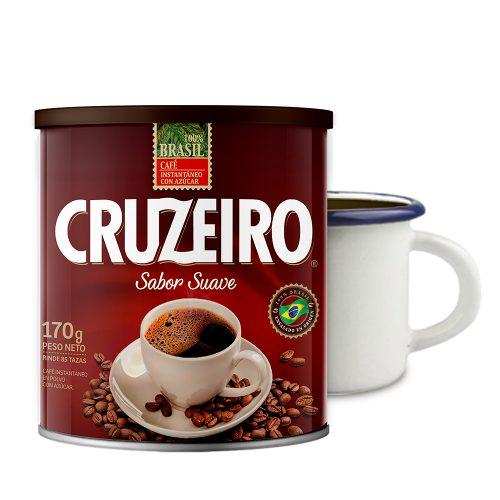Cruzeiro Suave Tarro 170gr