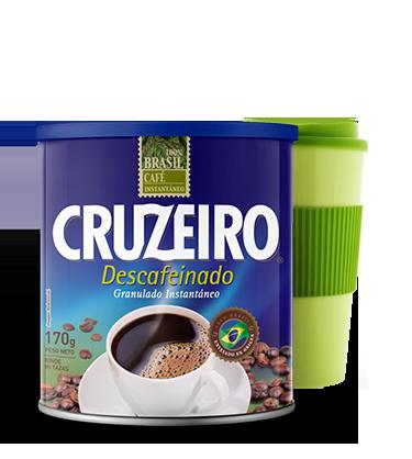 Cruzeiro Instantáneo - Descafeinado 170gr
