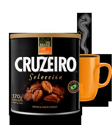 Cruzeiro Instantáneo - Selección 170gr