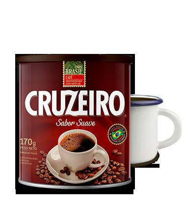 Cruzeiro Instantáneo - Suave 170gr
