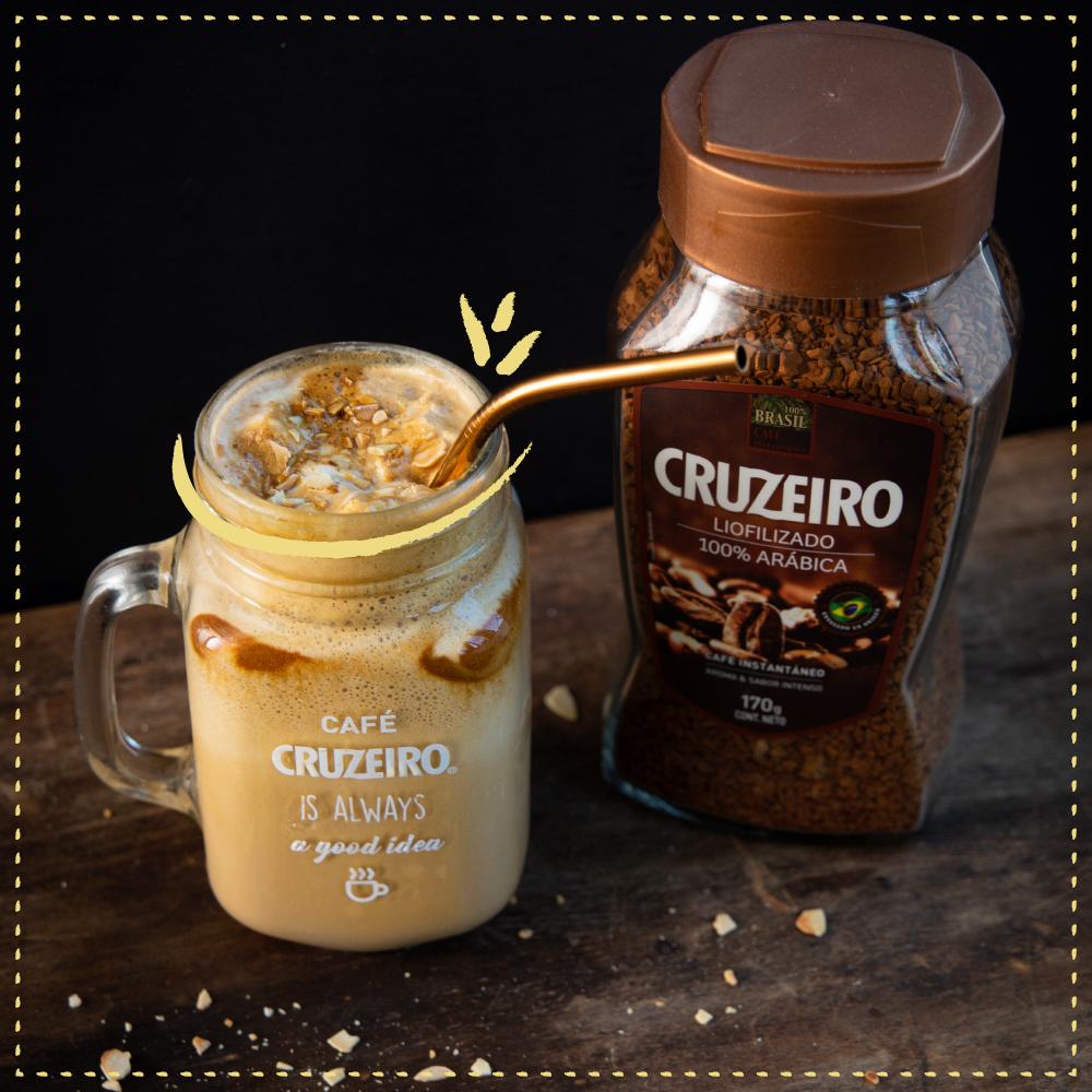 Latte Heladísimo de Almendras y Vainilla